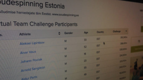 Sõudespinning Estonia