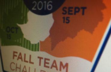 Fall team challenge