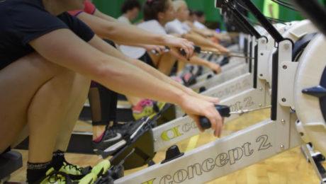 Sõudespinningu rühmatreeningud